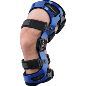Fusion men knee brace breg